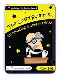 Purple Cow: Crazy Scientist - Material Adventure
