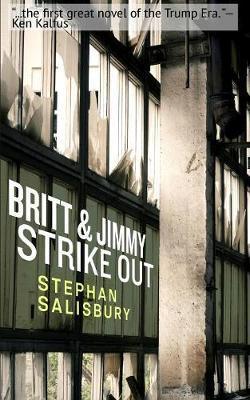 Britt & Jimmy Strike Out by Stephan Salisbury image