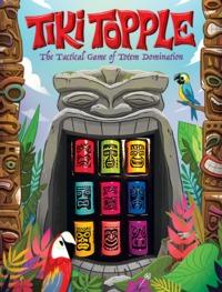 Tiki Topple - Tactical Board Game