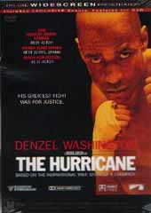 The Hurricane on DVD