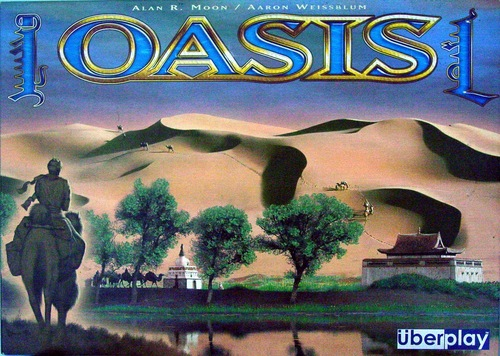 Oasis image