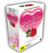 Barbara Cartland Boxset (a Hazard Of Hearts, The Lady And The Highwayman, A Ghost In Monte Carlo, Duel Of Hearts) (4 Disc) on DVD