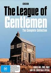 League Of Gentlemen, The: The Complete Collection (6 Disc) on DVD