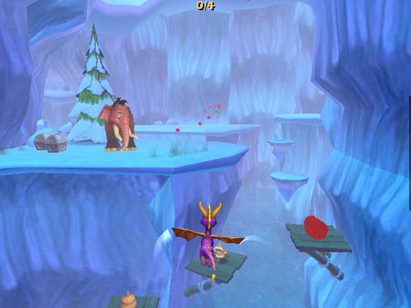 Spyro: A Hero's Tail for GameCube image