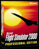 Flight Simulator 2000 Pro for PC
