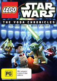 LEGO Star Wars: The Yoda Chronicles - The Phantom Clone / Menace of the Sith on DVD