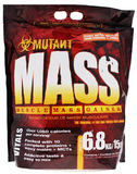 Mutant Mass - Peanut Butter Chocolate (6.8kg)