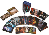 Doctor Who Postcards from Time and Space (100 Postcards, Boxed)
