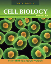 Cell Biology by Gerald Karp image