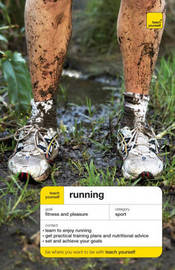 Teach Yourself Running by Sara Kirkham image