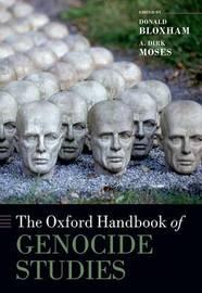 The Oxford Handbook of Genocide Studies image