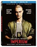 Imperium on Blu-ray