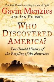 Who Discovered America? by Gavin Menzies