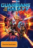 Guardians of the Galaxy 2 DVD