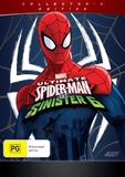Ultimate Spider-Man - Complete Season 4 Collector's Edition on