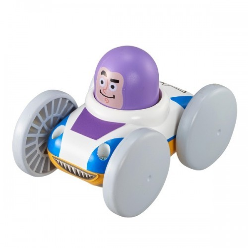 Tomy Disney: Flipping Car Racer - Playset image