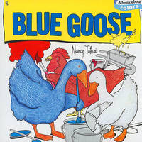 Blue Goose by Nancy Tafuri image