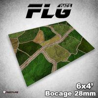 FLG Bocage 28mm Neoprene Gaming Mat (6x4)