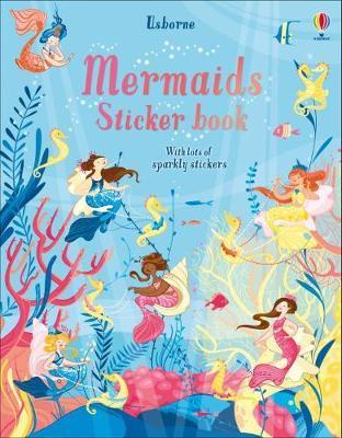 Mermaids Sticker Book by Fiona Watt image