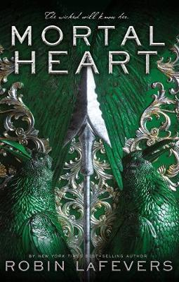 Mortal Heart by Robin Lafevers image