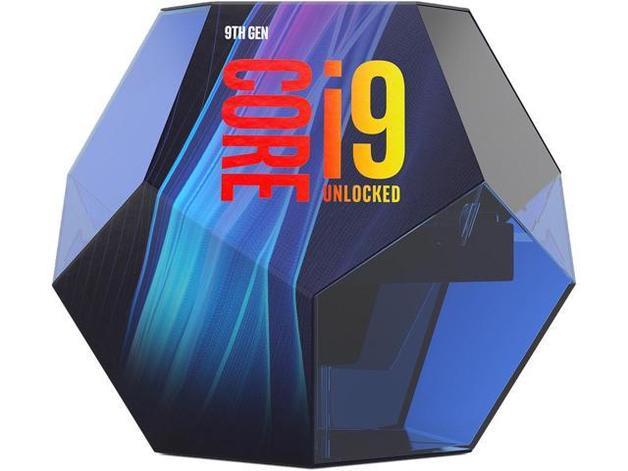Intel Core i9-9900K Eight Core CPU