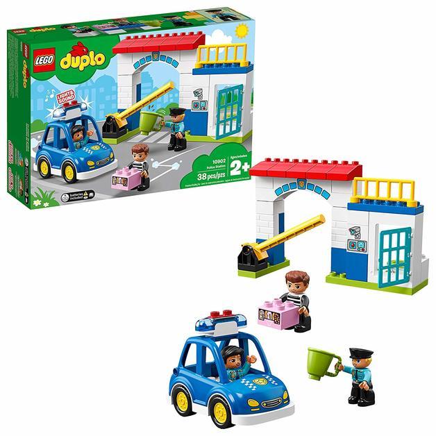 LEGO DUPLO: Police Station (10902)