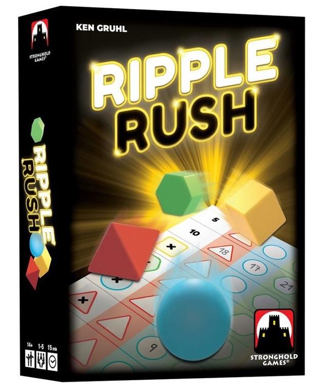 Ripple Rush - Card Game