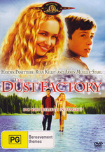 The Dust Factory on DVD