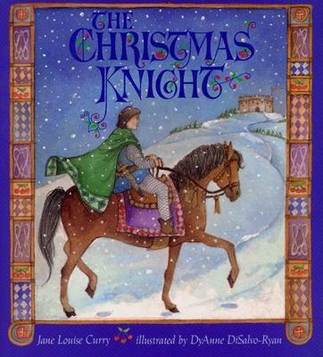 The Christmas Knight by Jane Louise Curry image