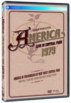 America - Live At Central Park 1979 on DVD