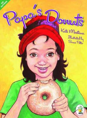 Papa's Donuts by Kate Moetaua