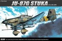 """Academy JU-87G- """"Tank Buster"""" 1/72 Model Kit"""