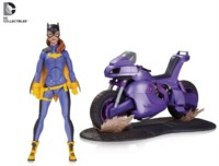 DC Icons: Batgirl of Burnside - Action Figure Playset