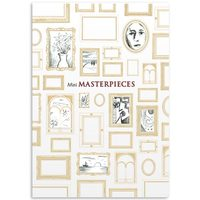 Unemployed Philosophers Guild - Mini Masterpieces Notebook