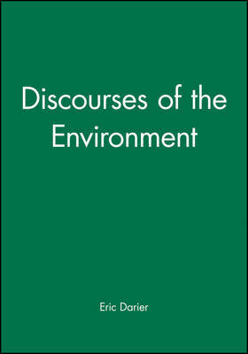 Discourses of the Environment image