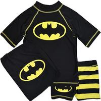 DC Comics Batman Swimwear Set (Size 5)