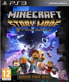 Minecraft: Story Mode for PS3