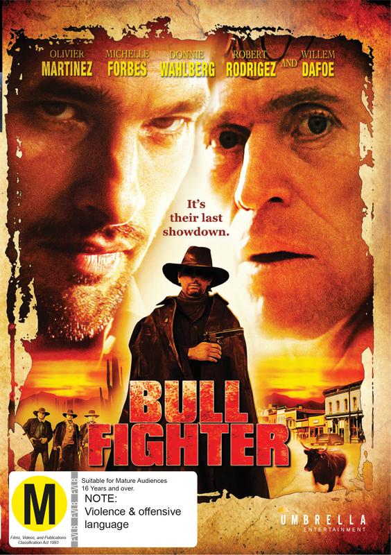 Bullfighter on DVD
