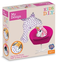 My Design: Unicorn Pillow Plushcraft Kit