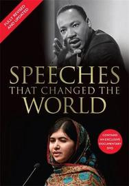 Speeches That Changed the World by Quercus image