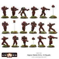 Beyond the Gates of Antares: Algoryn Starter Army image