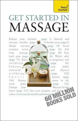 Get Started In Massage by Denise Whichello Brown image