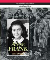 Anne Frank: Heinle Reading Library, Academic Content Collection by Kristen Woronoff image