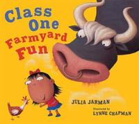 Class One Farmyard Fun by Julia Jarman image