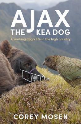 Ajax the Kea Dog by Corey Mosen image