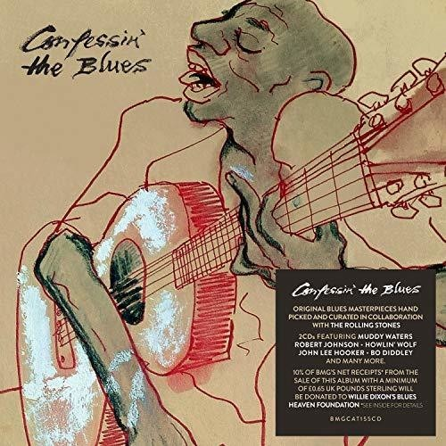 Confessin The Blues by Various