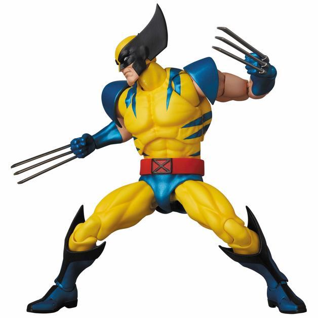 MAFEX Wolverine (Comic Ver.) - Action Figure