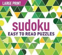 Large Print Sudoku by Eric Saunders