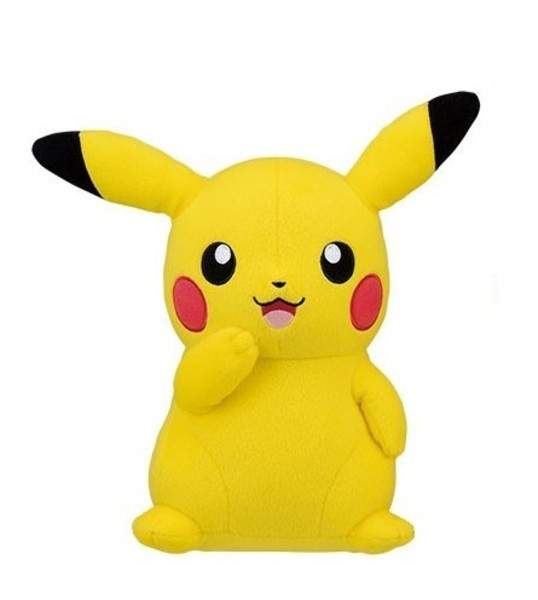 Pokemon: Pikachu Large Plush - Smiling -