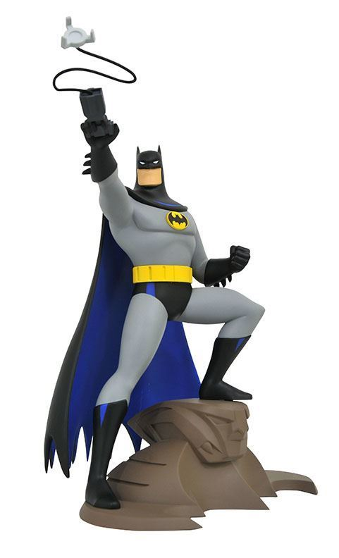 "DC Gallery: Batman Grappling Gun (Animated Series) - 10"" Statue"